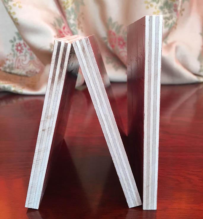建筑模板密度均匀,建筑模板层次分明