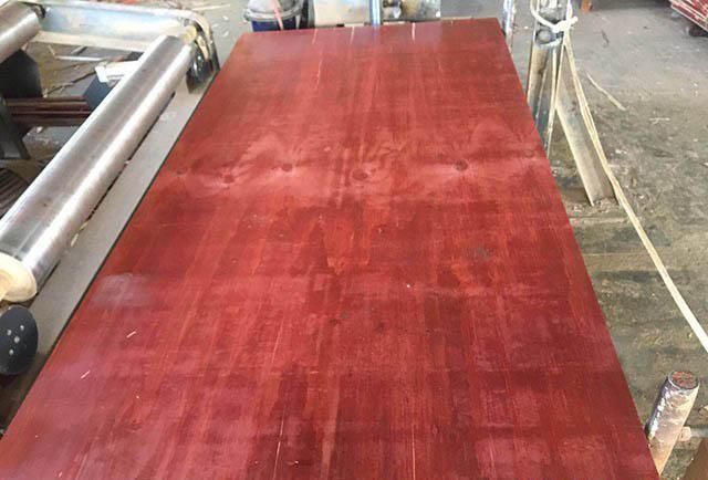 铁红面建筑模板